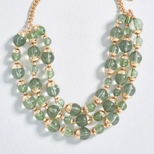 Strand by Strand Beaded Necklace